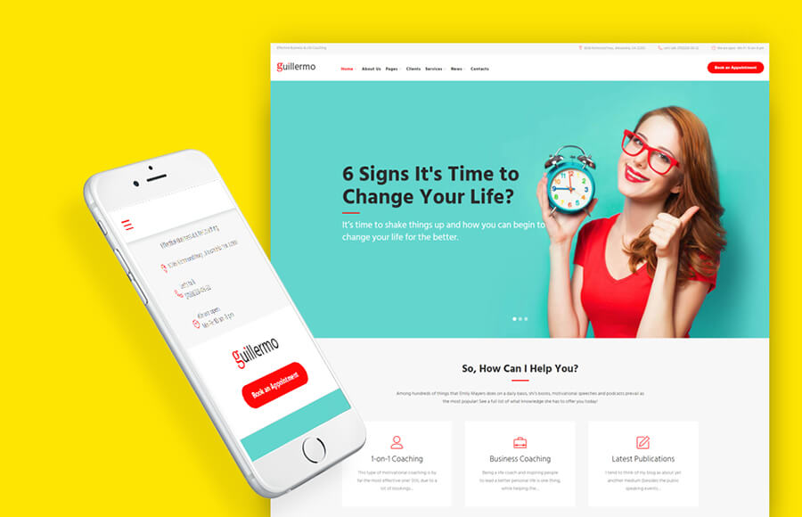 27 WordPress Themes For Clubs And Organizations 2021