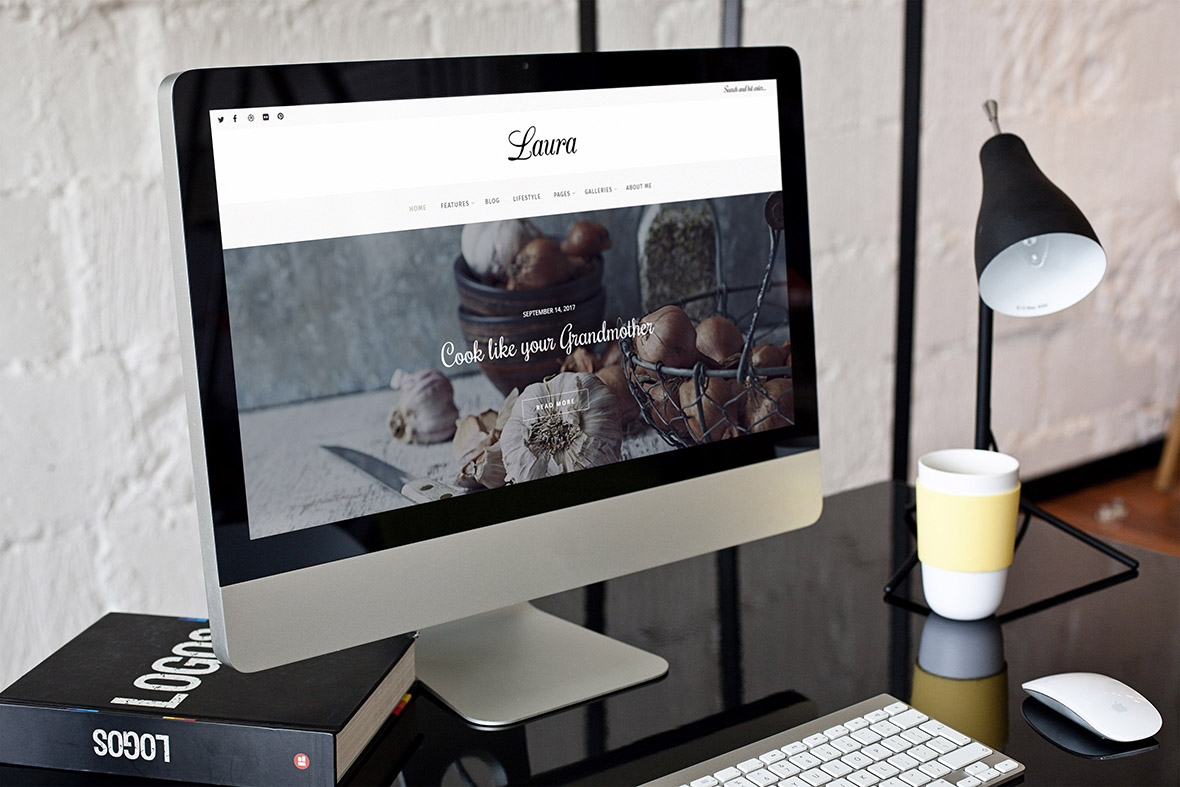 29 best free wordpress blog themes 2018 premiumcoding laura lite is a sophisticated modern and advanced free wordpress blog theme with a feminine touch you can employ it for all sorts of intentions due to its maxwellsz