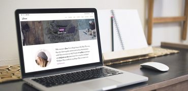Laura Lite: Free WordPress Feminine Blog