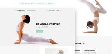 20 WordPress Themes For Sports And Healthy Lifestyle 2018