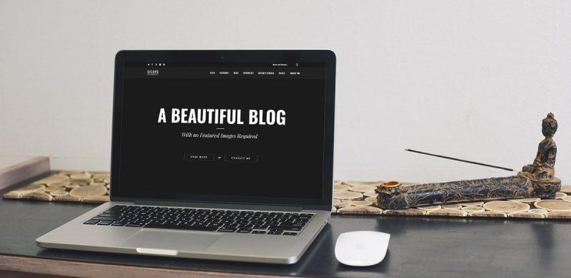 Sigurd Lite: Free WordPress Blog For Writers