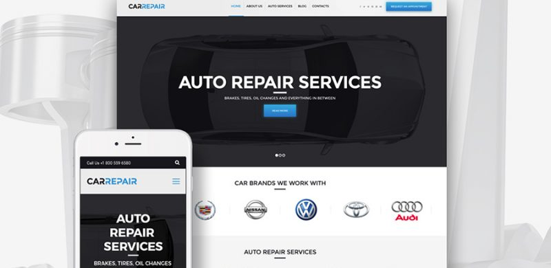 15 Best Car & Motorcycle WordPress Themes for Your Speedy Site 2018