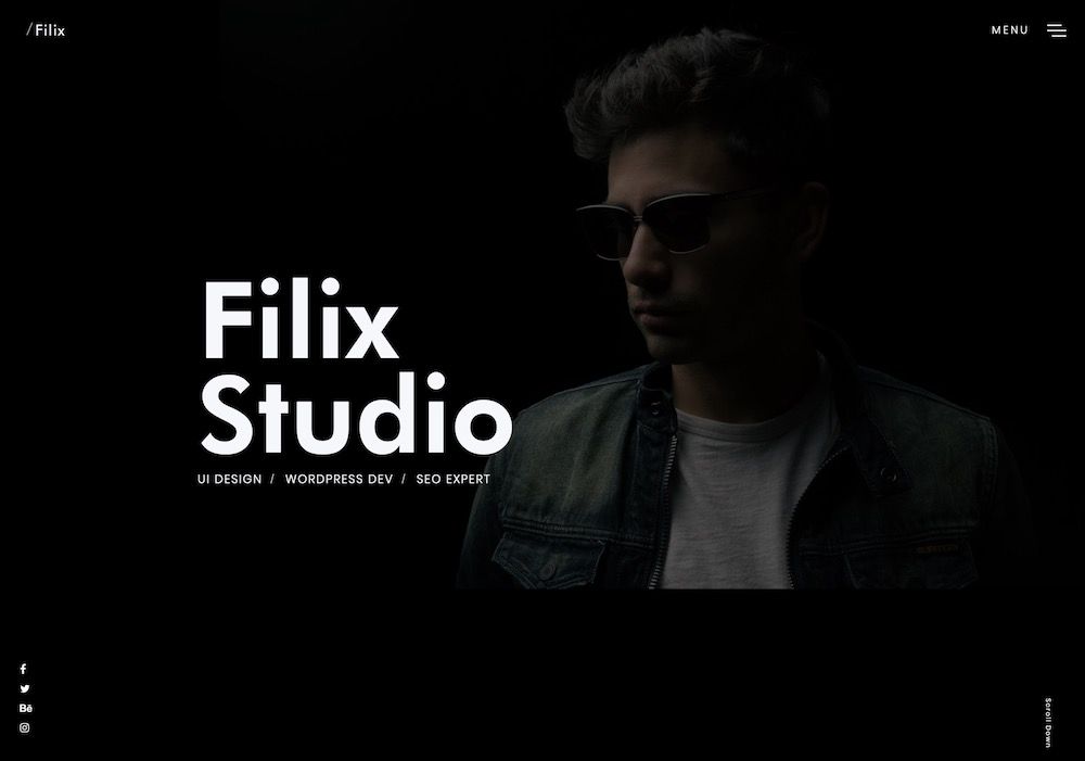 filix elementor wordpress theme