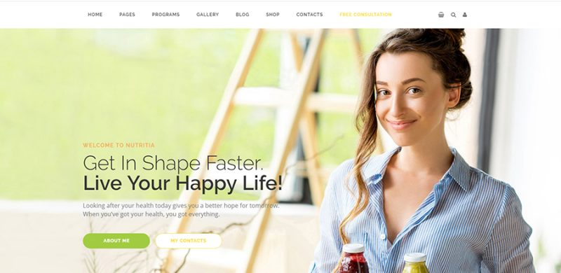 18 Best Healthcare WordPress Themes 2020