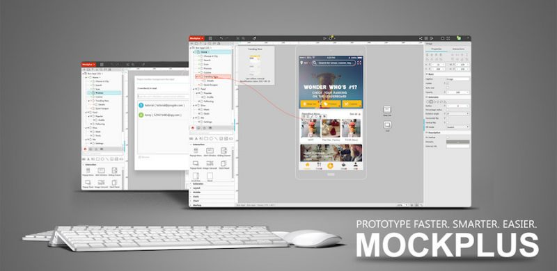 Mockplus – An Amazing Prototyping Tool for UX/UI Designers