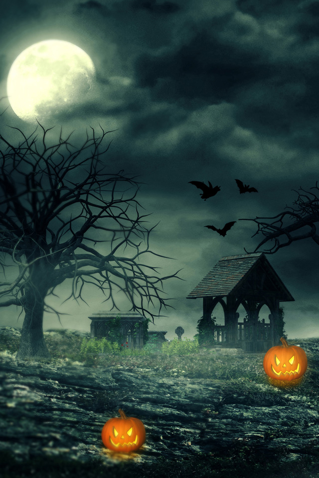 Best Free Halloween Iphone Wallpapers Premiumcoding