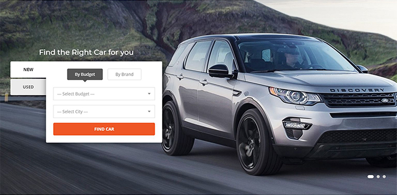 8 Splendid Car Dealer Website Templates 2020
