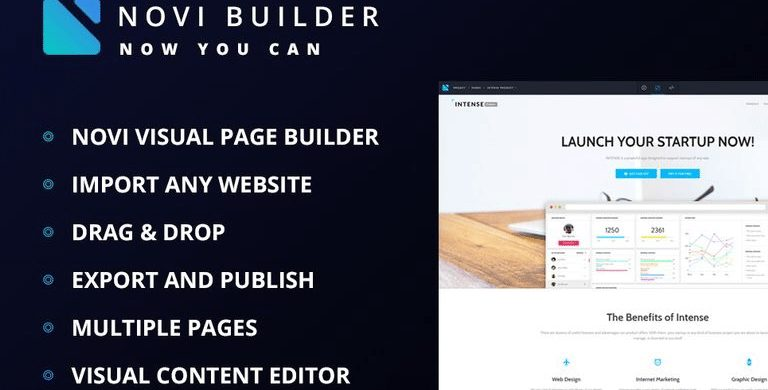 Novi Visual Builder Review: Why is this Building Platform Perfect for Your Business Project?
