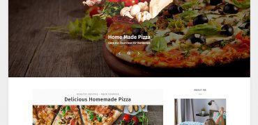 16 Best Cafe And Restaurant WordPress Themes 2019