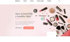 Top 12 Modern Cosmetic And Beauty Store WordPress Themes