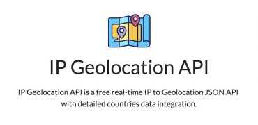 Free Real-Time IP To Geolocation API