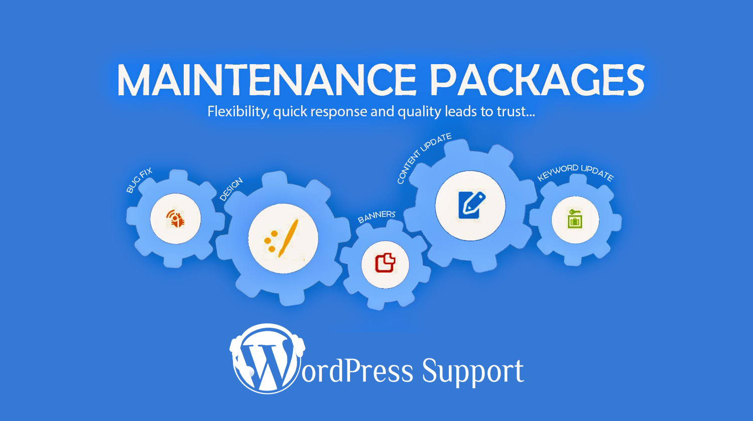 WordPress Personal Support & Maintenance