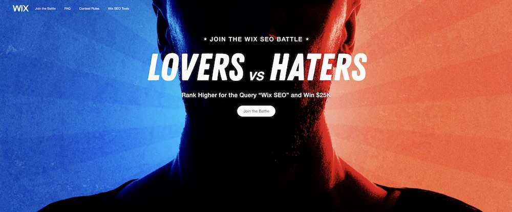 wix seo battle