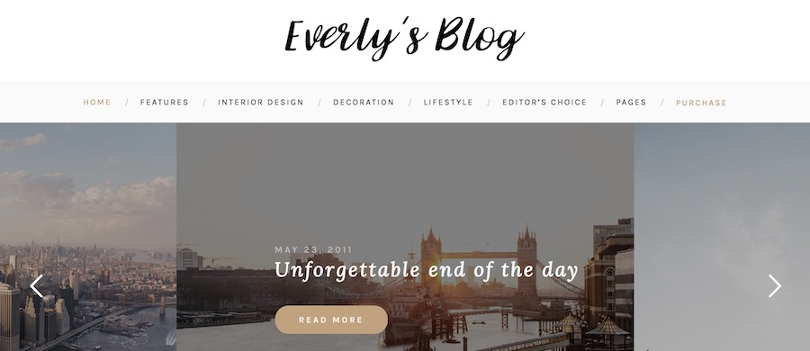 20 Best WordPress Themes For Writers 2020