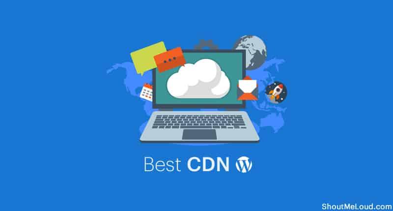 WordPress CDN Service