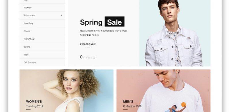 13 Best E-commerce WordPress Themes for 2020