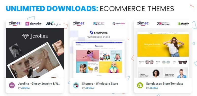 11 Clothing Store Shopify eCommerce Themes 2020