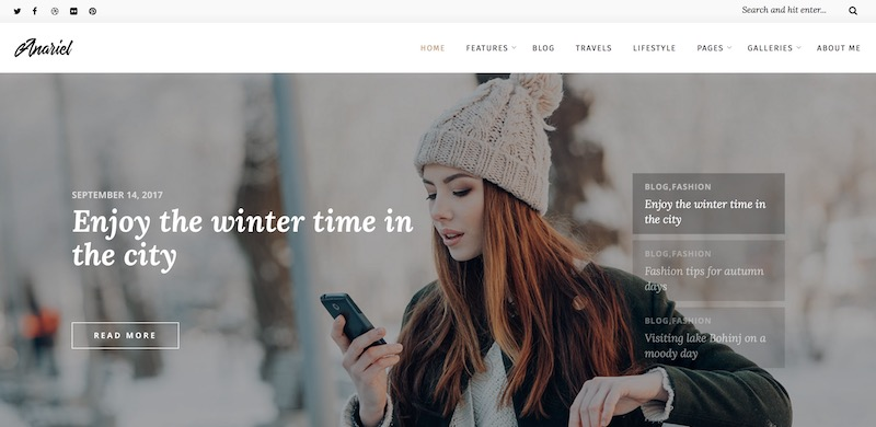 14 Best Lifestyle WordPress Themes 2020