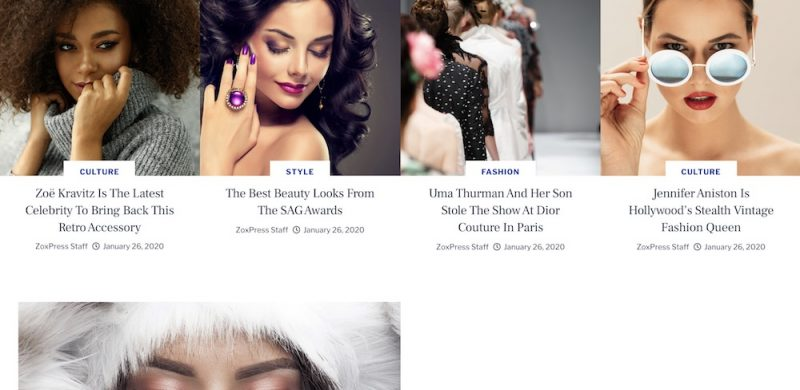 16 Best Fashion Blog WordPress Themes In 2021