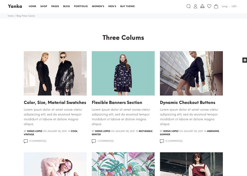 15 Best Shopify Blog Themes 2020