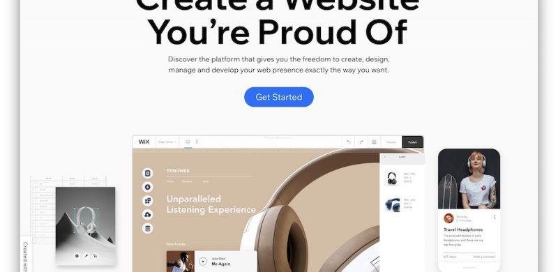 WIX, A Website Creator For Everyone