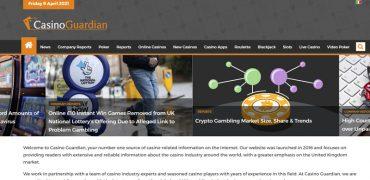 CasinoGuardian's Theme: Example of Innovative Design